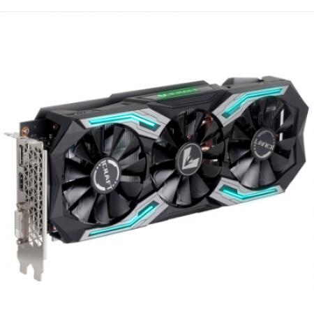 铭瑄 MS-GeForce RTX2060 Super iCraft 8G 电竞...